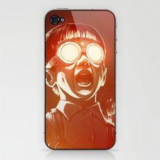 FIREEE! iPhone & iPod Skin