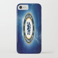 chelsea iPhone & iPod Cases featuring CHELSEA by Acus