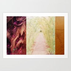 .grOwth,journey,enJoy. Art Print
