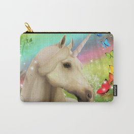 Magical Forest Unicorn Carry-All Pouch