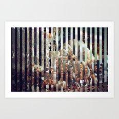Autumn's the Mellow Time Art Print