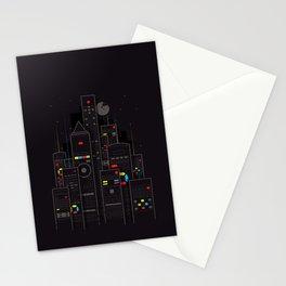 Remote City Stationery Cards