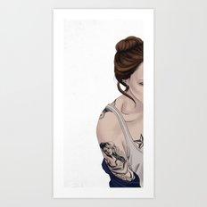 Juliette Art Print
