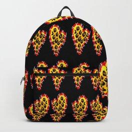 PUNK REBEL HEART  Backpack