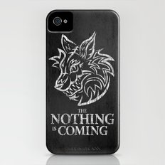 The Nothing is Coming  iPhone (4, 4s) Slim Case