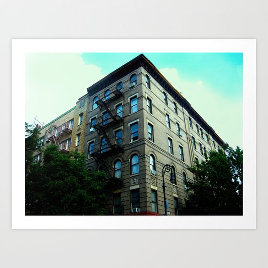 New York in 20 pics - Pic 20. Art Print