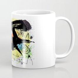 Joan Miro, Derrierre le Miroir no 203, 1973 Artwork, Tshirts, Prints, Posters, Bags, Men, Women, You Coffee Mug