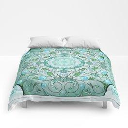 Balance of Nature Healing Mandala Comforters