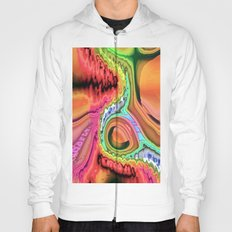 Desert Cave at Night A Hoody