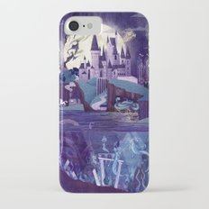 Never a Quiet Year at Hogwarts Slim Case iPhone 8