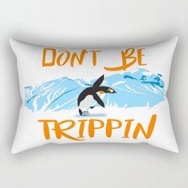 Tripping Rectangular Pillow