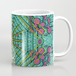 the most beautiful rain over the stars and earth Coffee Mug