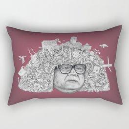 DERIVATIVE Rectangular Pillow