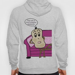 Couch Potatoes Lazy Afternoon Hoody