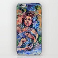 Ophelia had a dream iPhone & iPod Skin