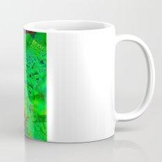 Abstract Green Algae Mug