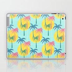 Retro Palms Laptop & iPad Skin