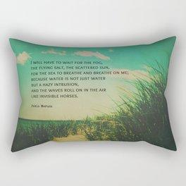 On the Shore Rectangular Pillow