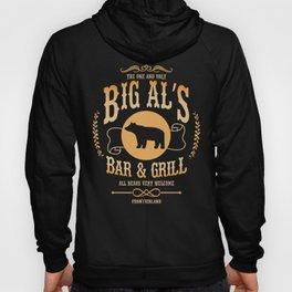 Big Al's Bar and Grill  Hoody