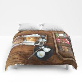 Croissants Comforters