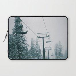 Ski Lift II Laptop Sleeve