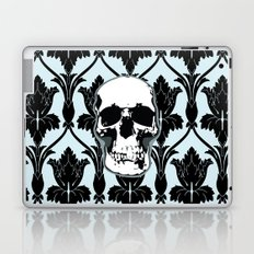 Skull Print Laptop & iPad Skin