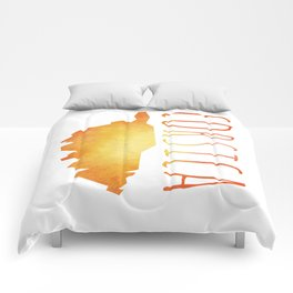 Corsica Comforters