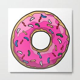 Happy Donut Day Metal Print