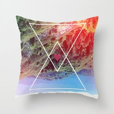 Psalms 13:5 Throw Pillow