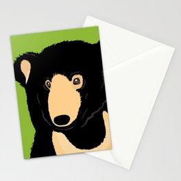 Sloth Bear Stationery Cards