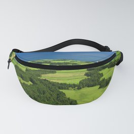Typical Azores landscape Fanny Pack