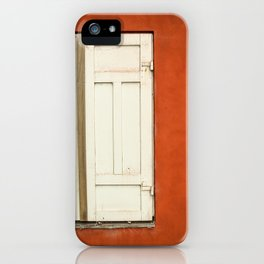 Window Copenague iPhone Case