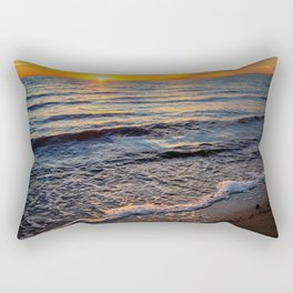 He restoreth my Soul... Psalm23:3 Rectangular Pillow