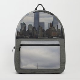 Fifty Shades of Grey NYC Manhattan Skyline Backpack
