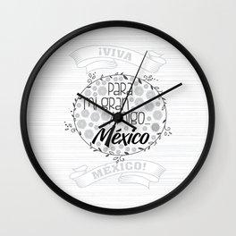 Para mi gran amigo Wall Clock