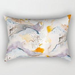 marmalade mountains Rectangular Pillow
