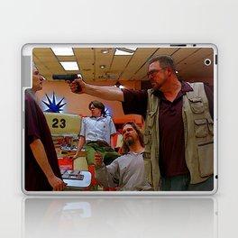Mark It Zero inspired by the Big Lebowski Laptop & iPad Skin