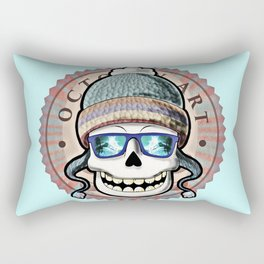 Skull candy! Rectangular Pillow