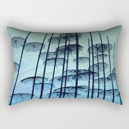 SKG Umbrellas Rectangular Pillow