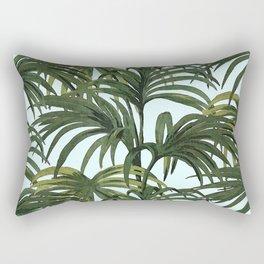 #tropical Rectangular Pillow
