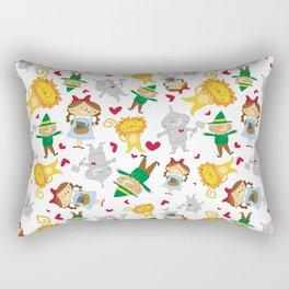 Dorothy & Friends Rectangular Pillow
