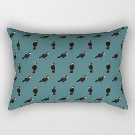 Turaco Tiles Rectangular Pillow