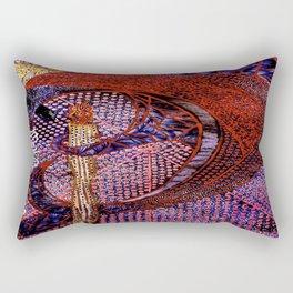 PaPa Dolphin tetkaART Rectangular Pillow