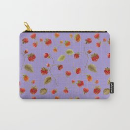 Strawberry Jammin Carry-All Pouch