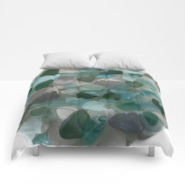 An Ocean of Mermaid Tears Comforters