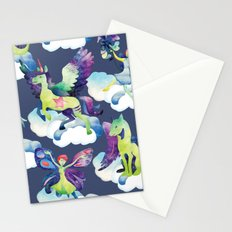 Fly into my dreams Stationery Cards