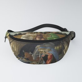 "Sandro Botticelli ""The Mystical Nativity"" Fanny Pack"