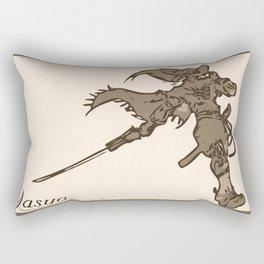 Yasuo the Unforgiven  Rectangular Pillow