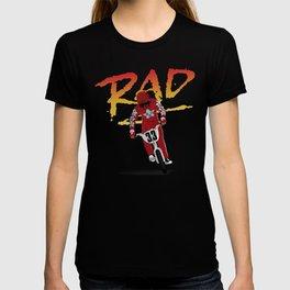 Cru Jones is Rad T-shirt