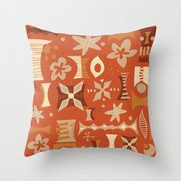 Mayon Throw Pillow